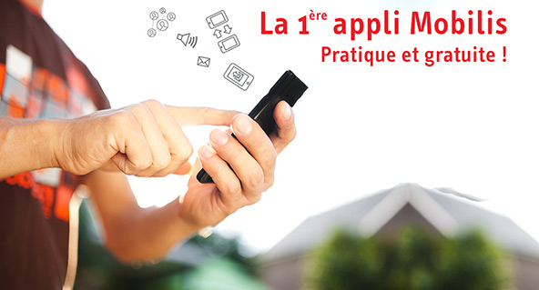Appli messagerie vocale